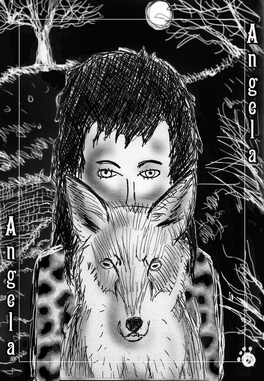 Angela - Devil's Oak by PrincessIndigo