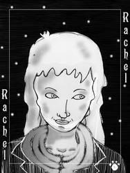 Rachel Under Stars by PrincessIndigo