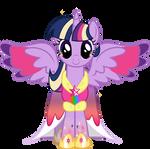 Rainbow Princess Twilight Sparkle