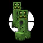 Minecraft: Creeper by MrFii