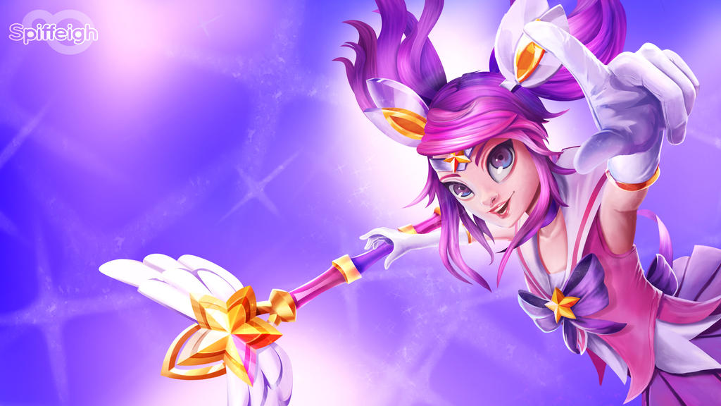 Star Guardian Lux! by Spiffeigh