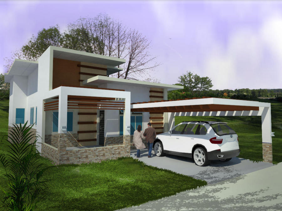 Residential houses designs home photo style for Residential house design in nepal