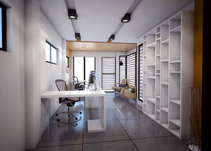 interior of my office (proposal) 2