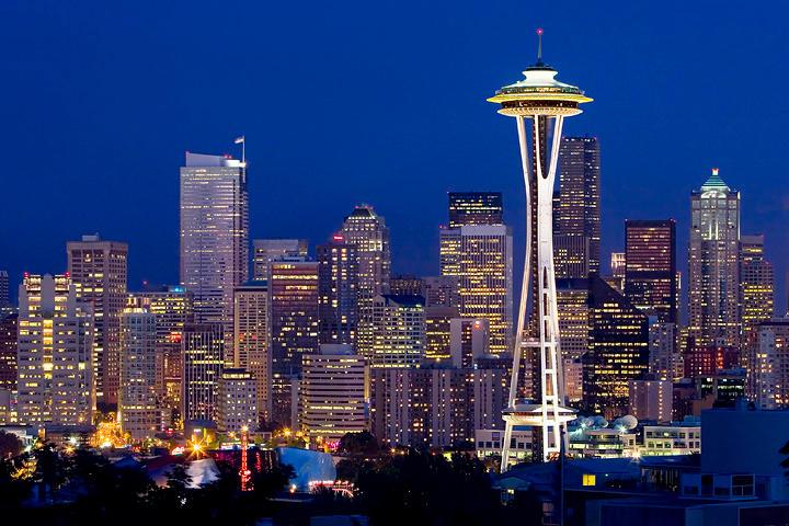 Seattle by par-a-bola