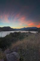 Canyon Lake Sunrise by par-a-bola