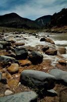 Salt Water River by par-a-bola