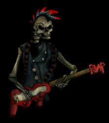 Rock Skeleton by alex16