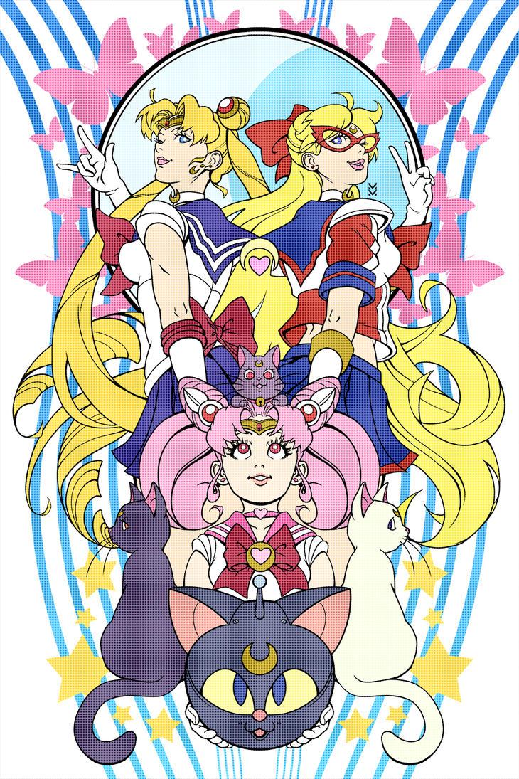 Starlight:Senshi by mkmatsumoto