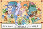It's Super Effective Since 1996!