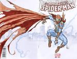 Spider-spawn - Pencil/Ink/Polychromatic