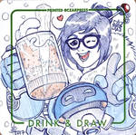 OW Mei Coaster Sketch