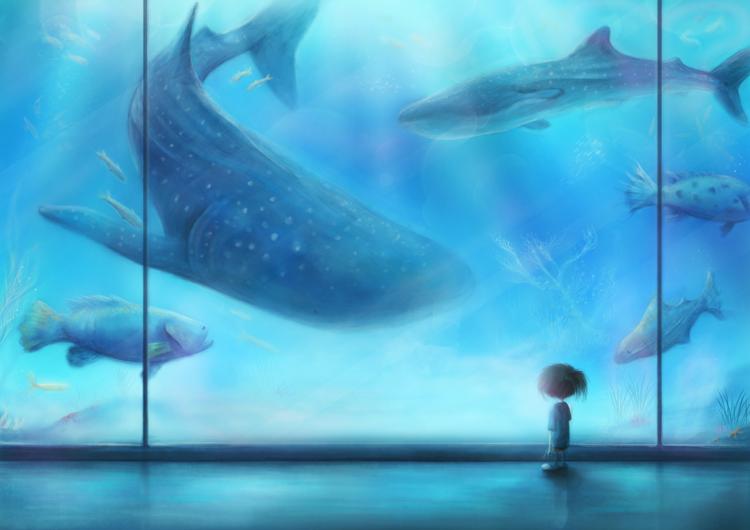 Underwater by RamonaTreffers