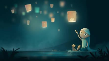 May your dreams travel far