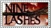 Nine Lashes Stamp by Jayyburdd