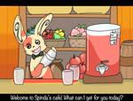 Spindas cafe