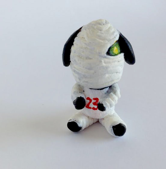 Lucky (Animal Crossing) by SarrasSundries on DeviantArt