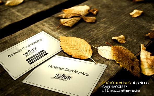 Photo realistic business card mockup by ysfkrk on deviantart photo realistic business card mockup by ysfkrk colourmoves