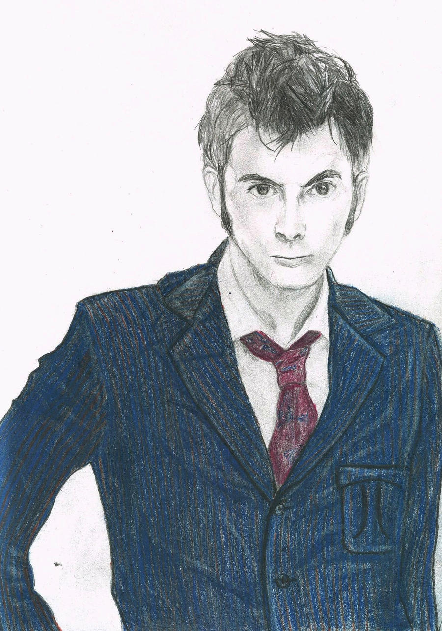 The Tenth Doctor by Sock-Monkey-Renegade