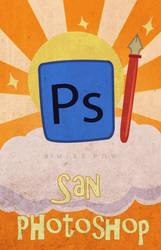 San Pjotoshop by misspow