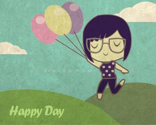 Happy Day by misspow