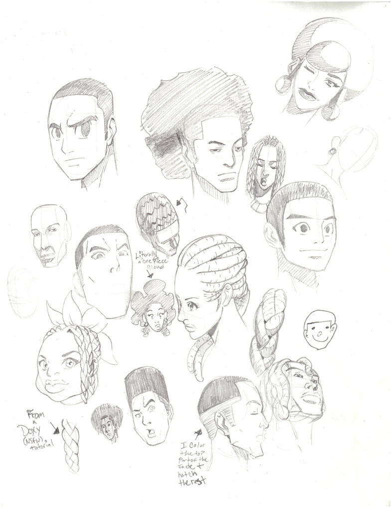 Anime Drawings People