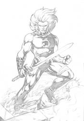Lion thundercats