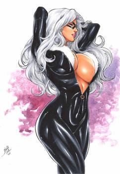 Black Cat- commission