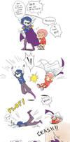 Meta Knight's cape - short comic