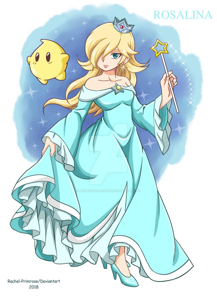 princess rosalinaprimroserachel on deviantart