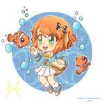 Zodiac Chibi Pisces