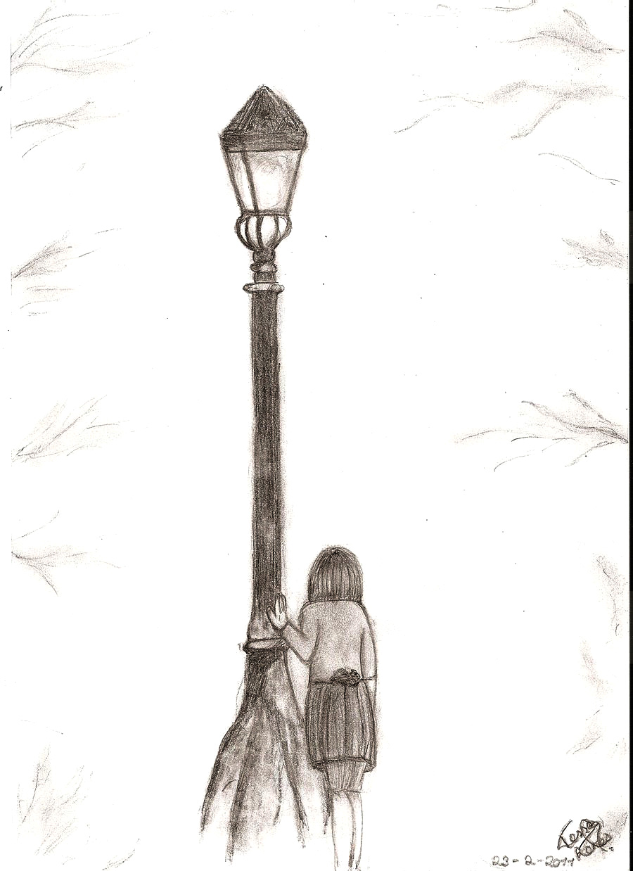 ... At The Lamp Post By TessJa