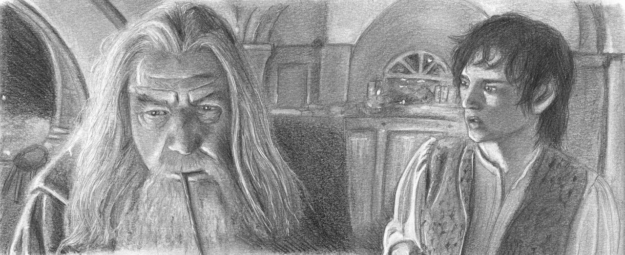 Gandalf? by TessJa