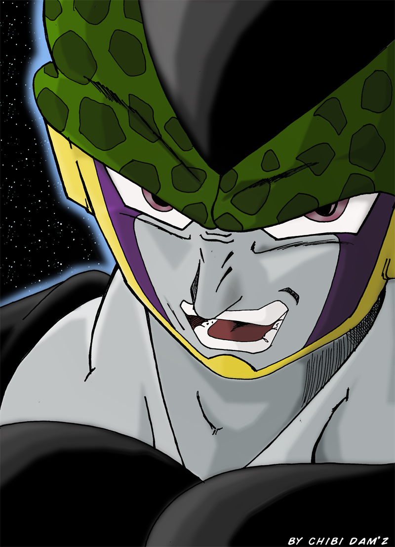 cell by ChibiDamZ