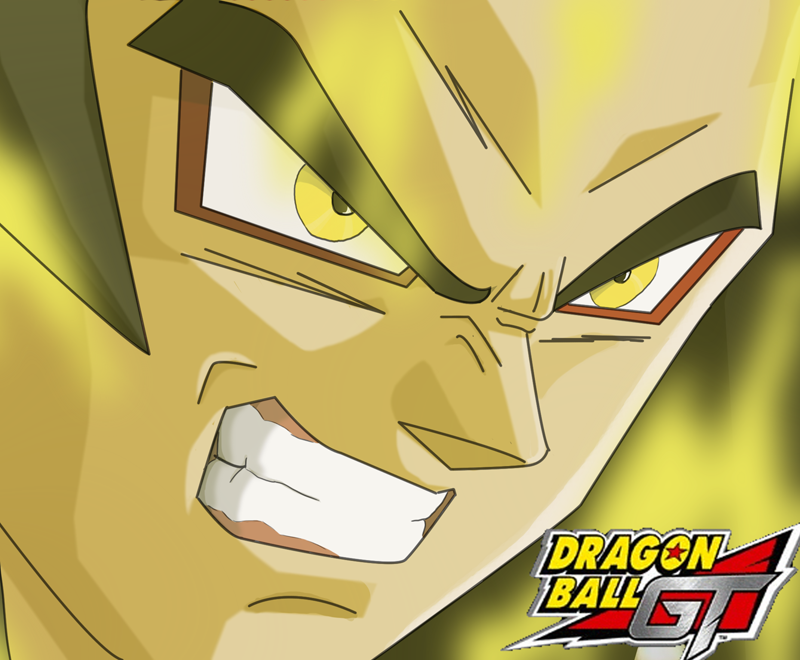 Goku ssj4 dragon ball gt by chibidamz on deviantart - Dragon ball gt goku wallpaper ...