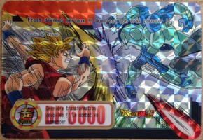 Goku ssj vs Frost forme finale by ChibiDamZ