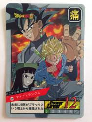 Black Goku Saga