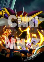 Dbz film 13 : l'attaque du dragon by ChibiDamZ