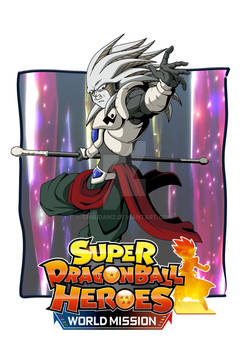 Shiirus / Sealas Super dragon ball heroes