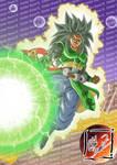 Shenron Goku AF