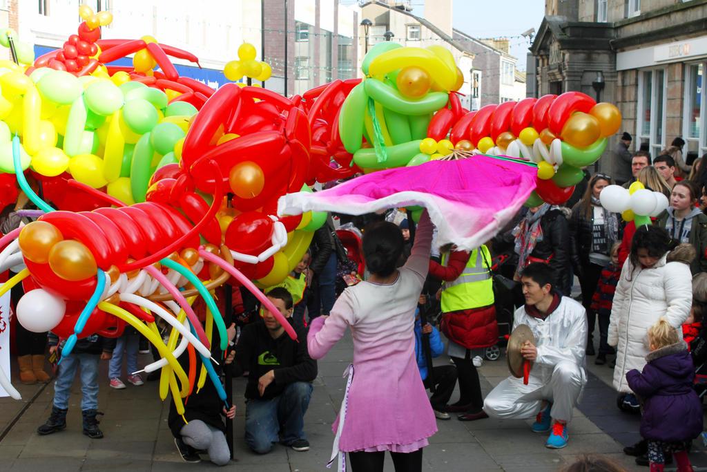Bangor Chinese New Year Parade by 53kshun8