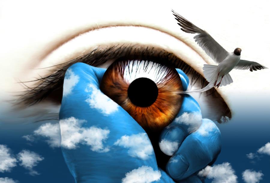I Dream of Freedom by loopyluv