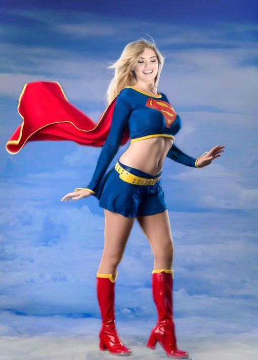 Kate Upton as Supergirl 2 by samuraichamploo07 on DeviantArt
