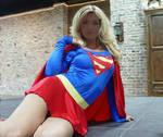 Kate Upton as Supergirl 9