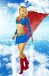 Melissa Rauch As Supergirl 8