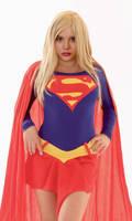 Chloe Grace Moretz as Supergirl 2