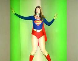 Melissa Benoist as supergirl alt costume 2 by samuraichamploo07