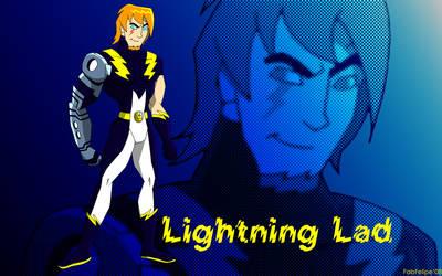 Lightning Lad by FabFelipe