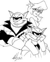 Swat Kats by FabFelipe