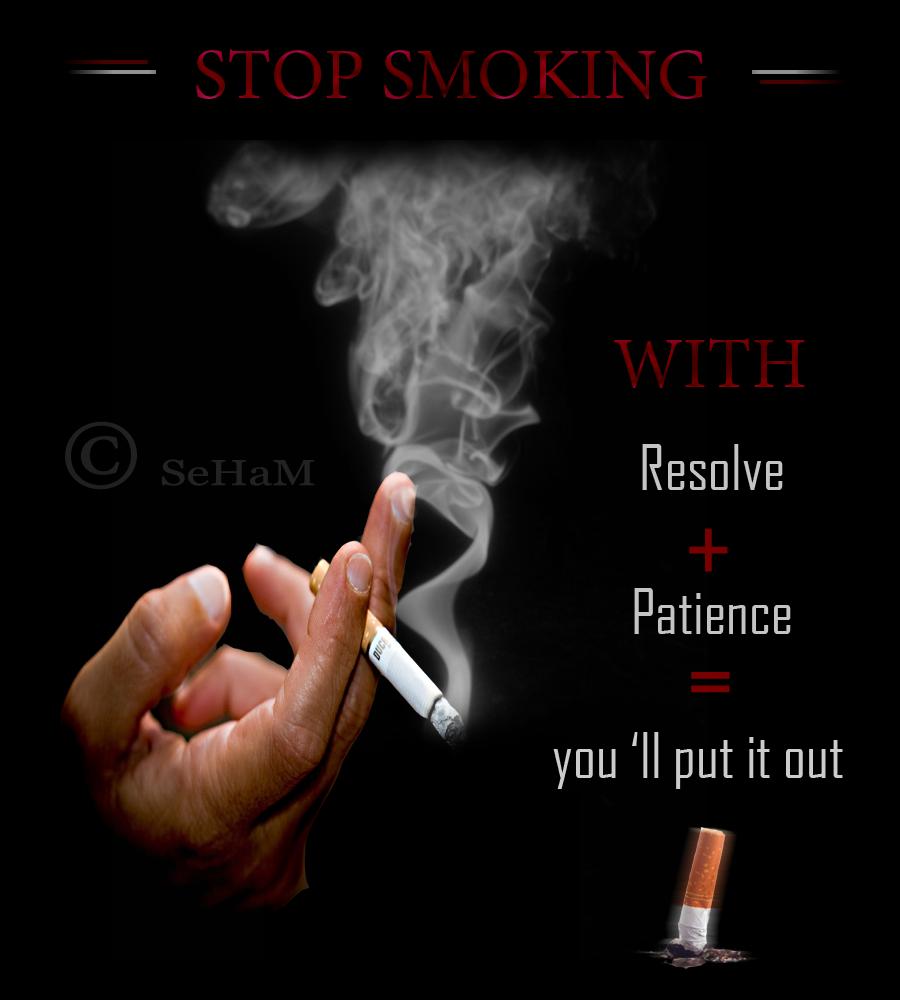 STOP SMOKING By Darojah