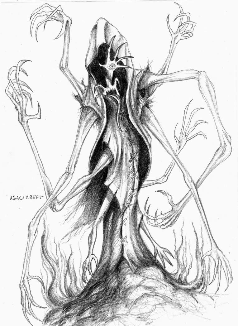 God Agaliarept - Concept Art #1 by dedoalex96 on DeviantArt Агалиарепт